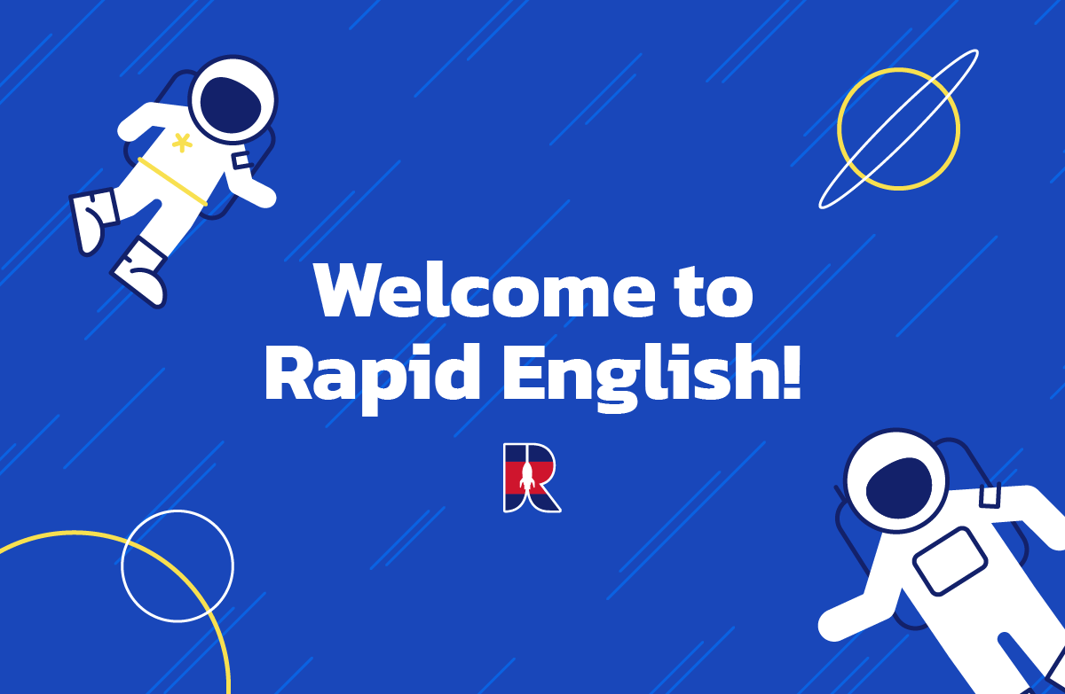 Welcome to Rapid English!